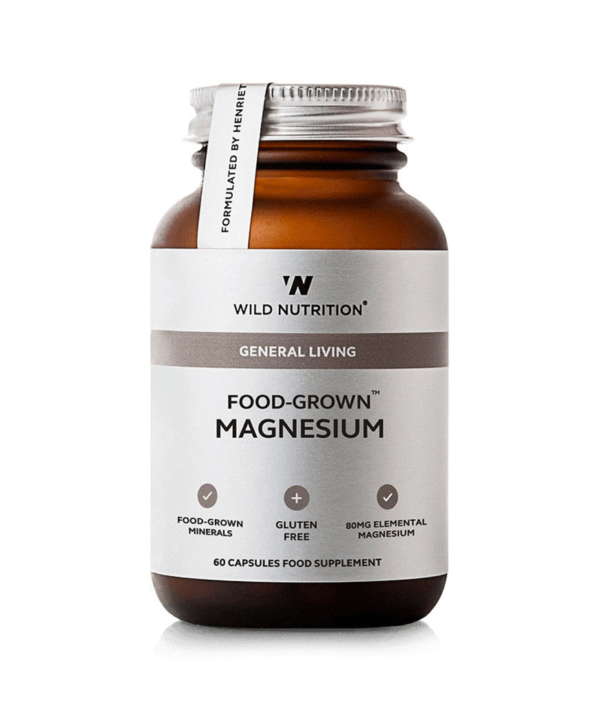 Wild Nutrition Magnesium Food-Grown®
