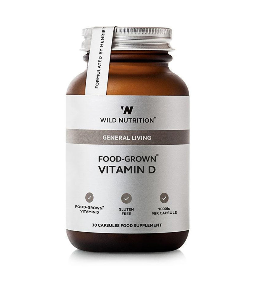 Wild Nutrition Vitamin D Food-Grown®