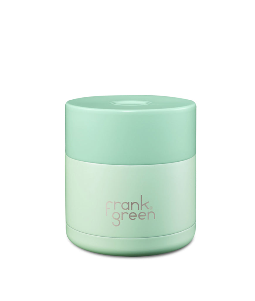Frank Green Ceramic Reusable Canister 295ml - Mint