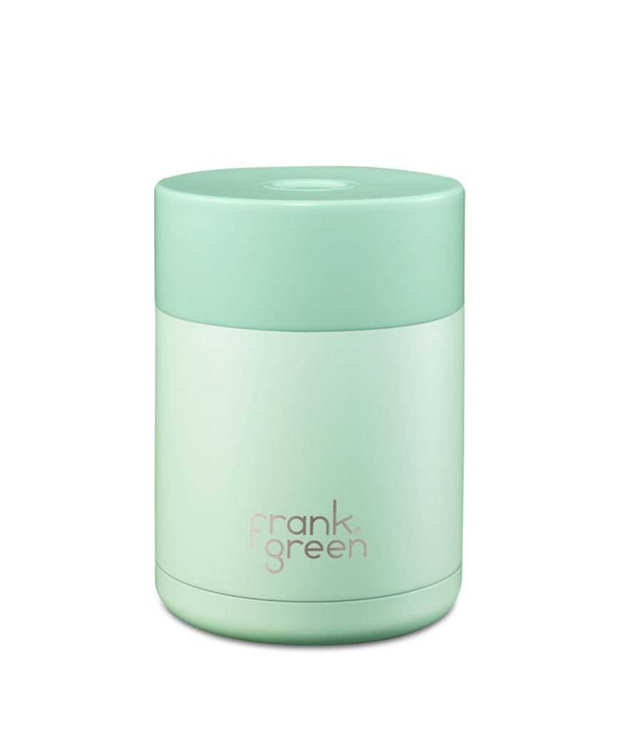 Frank Green Ceramic Reusable Canister 475ml - Mint