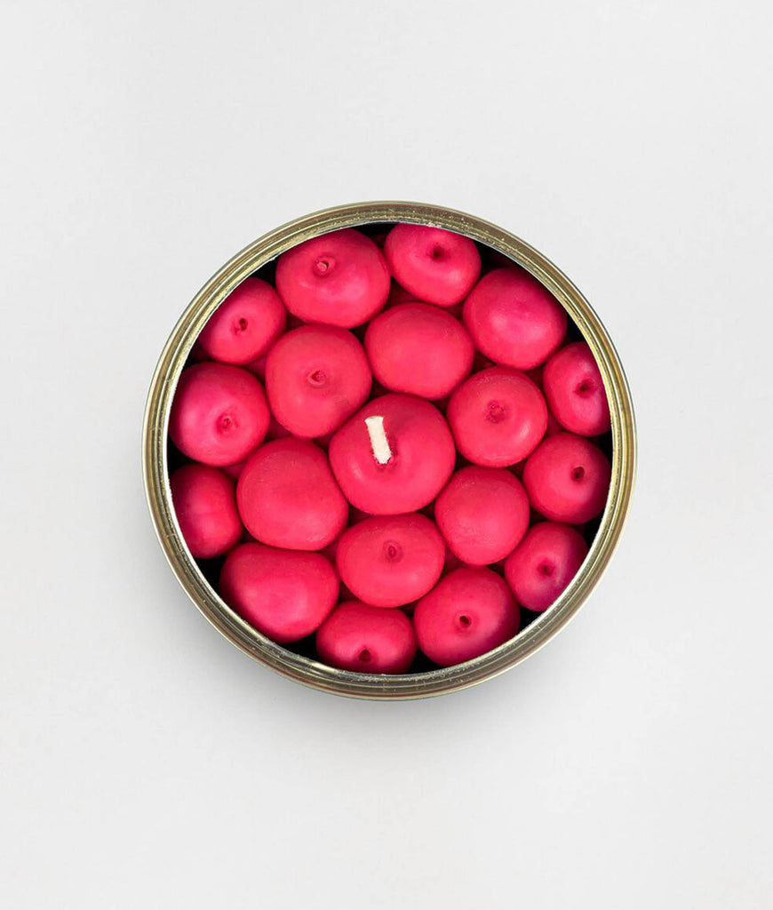 CandleCan Scented Candle - Fruity Cherry