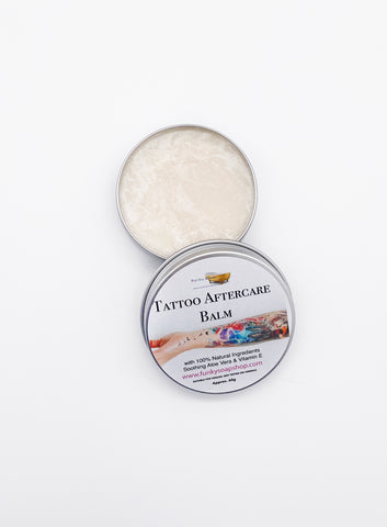 Funky Soap Aloe Vera & Vitamin E Tattoo Aftercare Balm - 60g