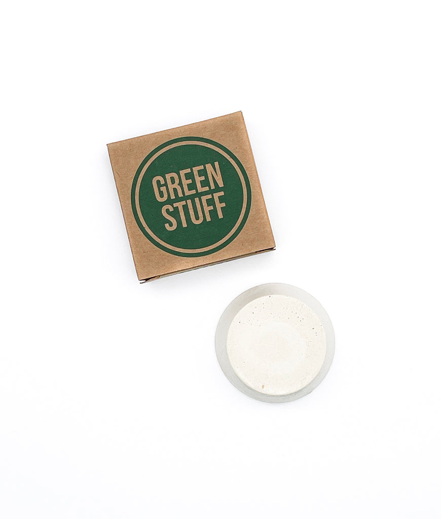 Green Stuff Surf Wax - Medium
