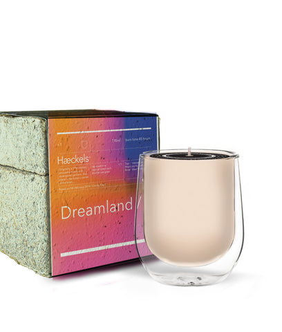 Haeckels Dreamland Candle