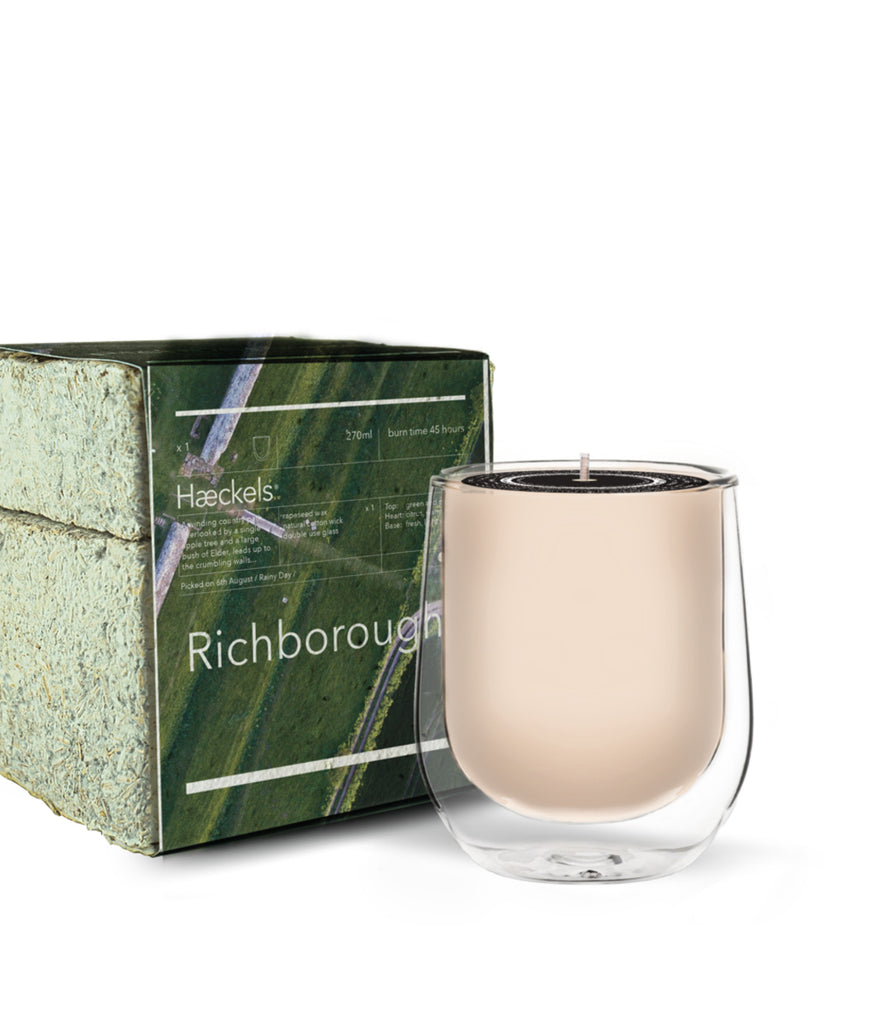 Haeckels Richborough Candle