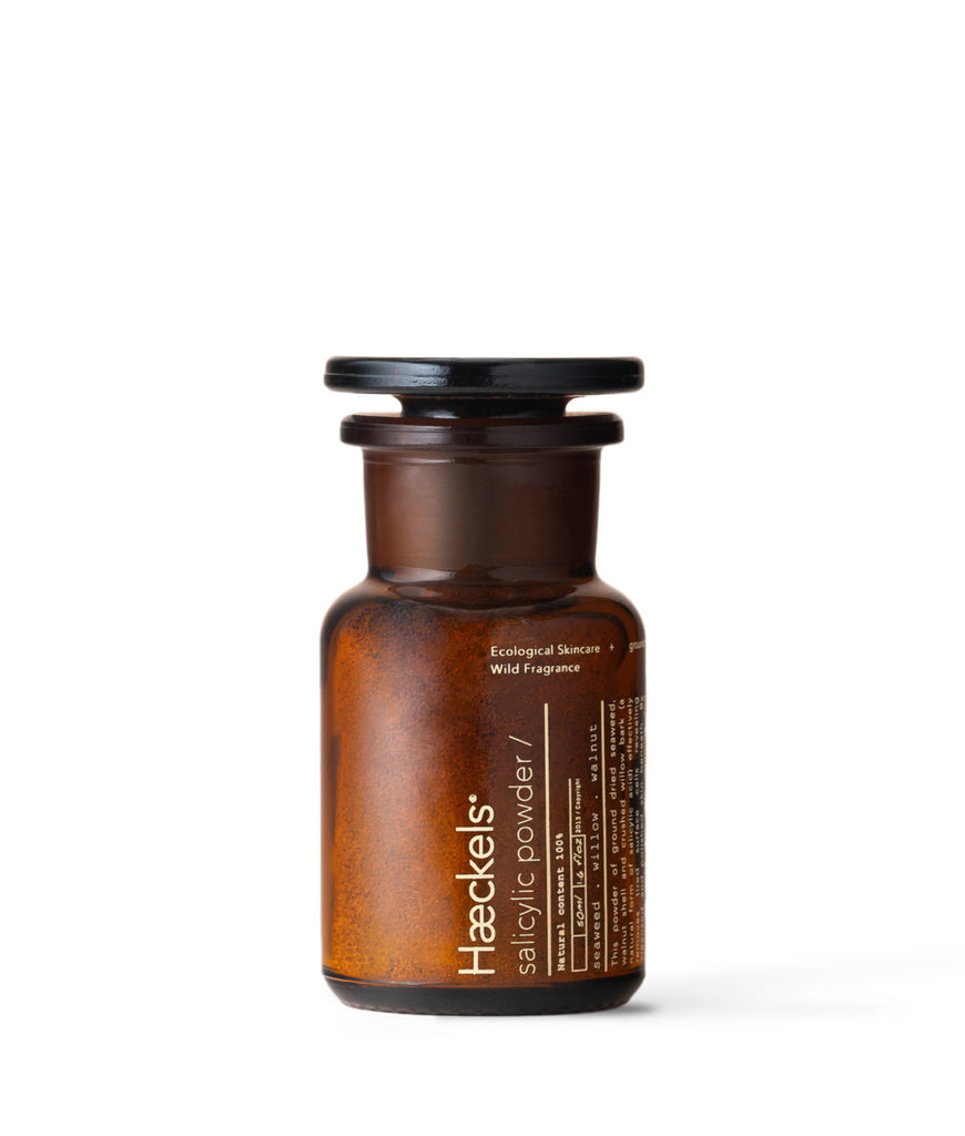 Haeckels Seaweed & Salicylic Powder Exfoliant - 50ml