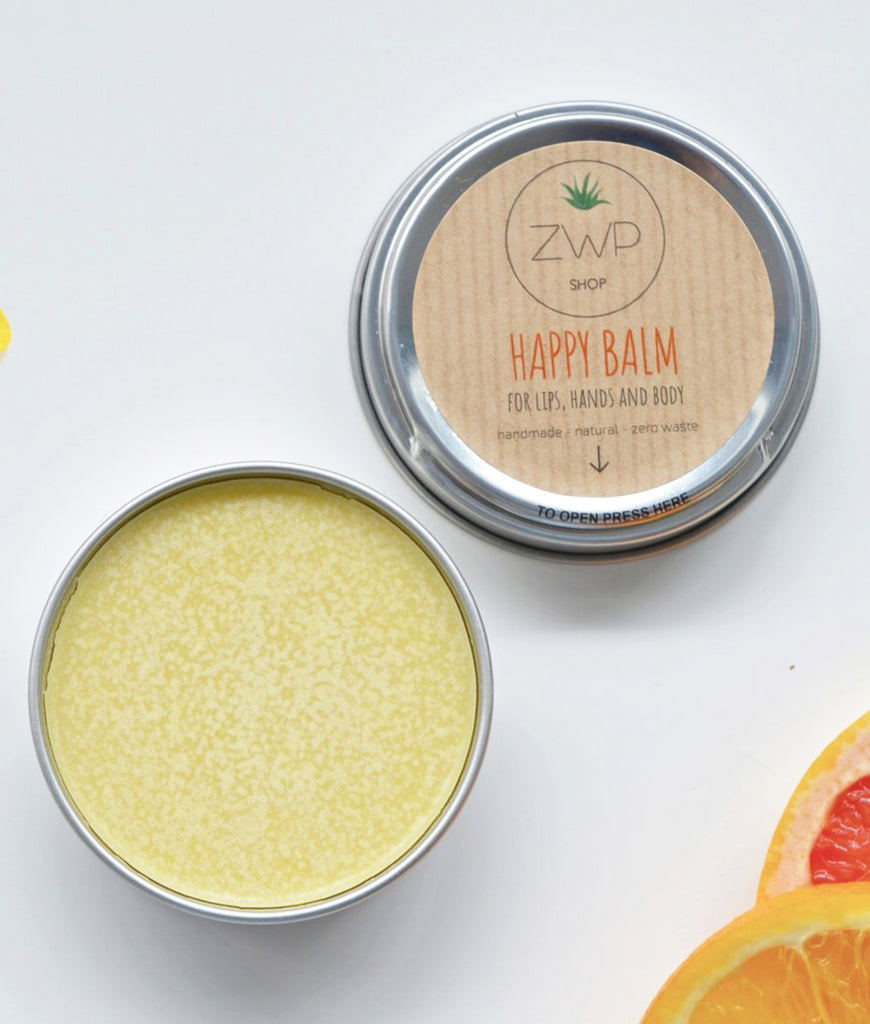 Zero Waste Path Happy Balm - 40g