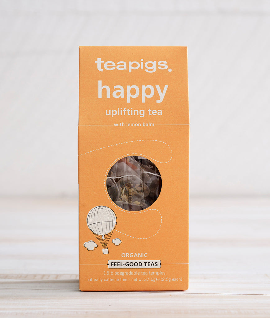 Teapigs Happy Tea - x15 Tea Temples