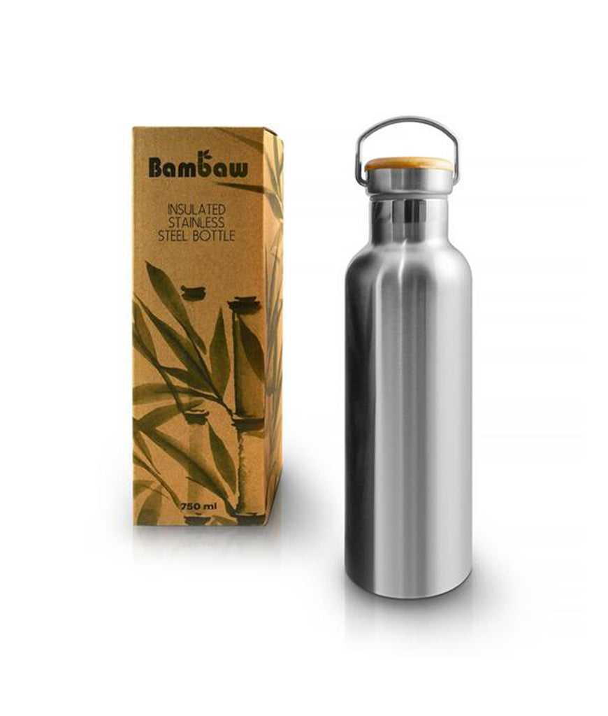 Bambaw 500ml Insulated Stainless Steel Bottle