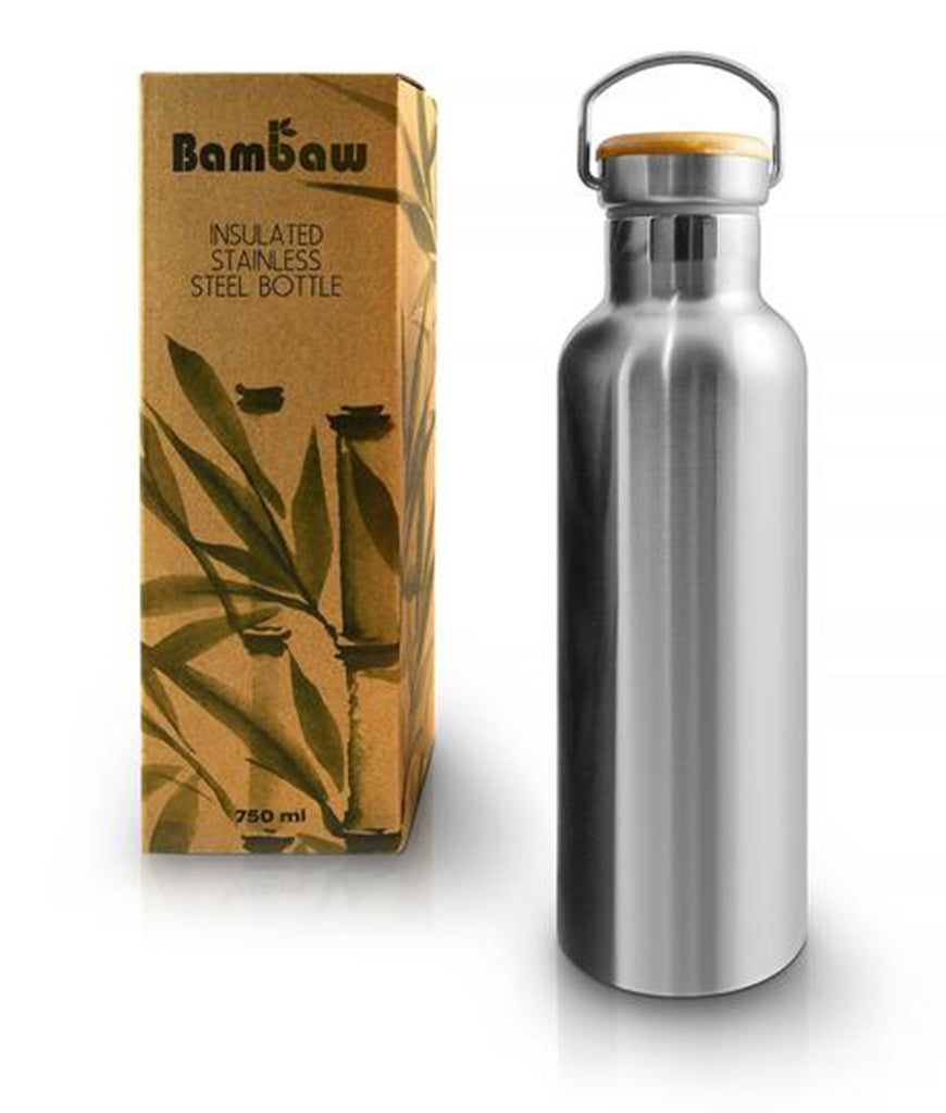 Bambaw 750ml Insulated Stainless Steel Bottle