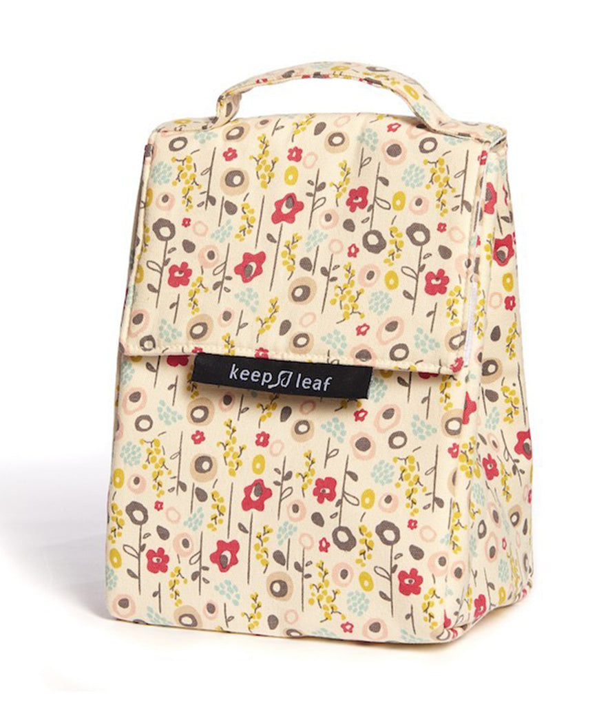 Keep Leaf Insulated Lunch Bag - Bloom
