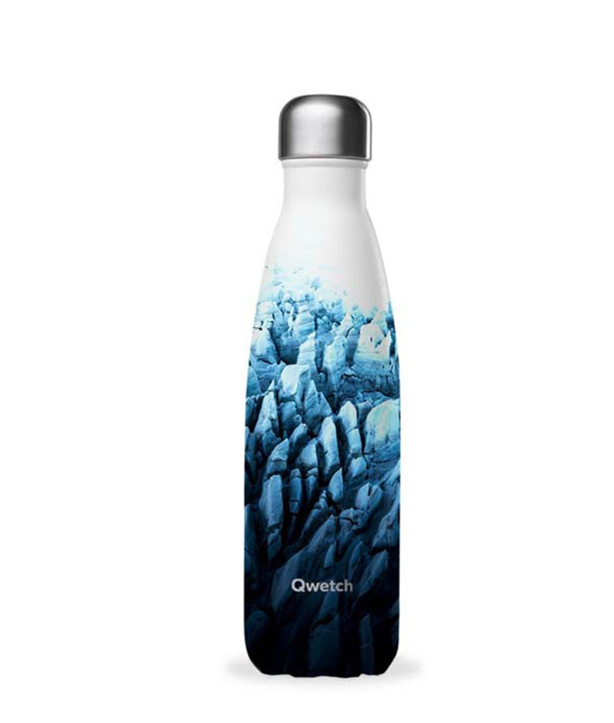 Qwetch Stainless Steel Water Bottle Glacier - 500ml