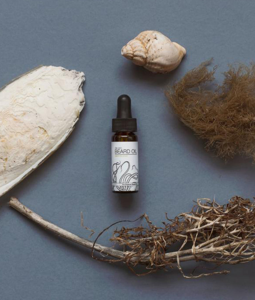 Brighton Beard Co Old Joll's Beard Oil 30ml - Jasmin & Lemon