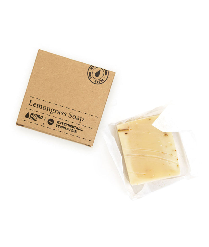 Hydrophil Lemongrass Soap - 80g
