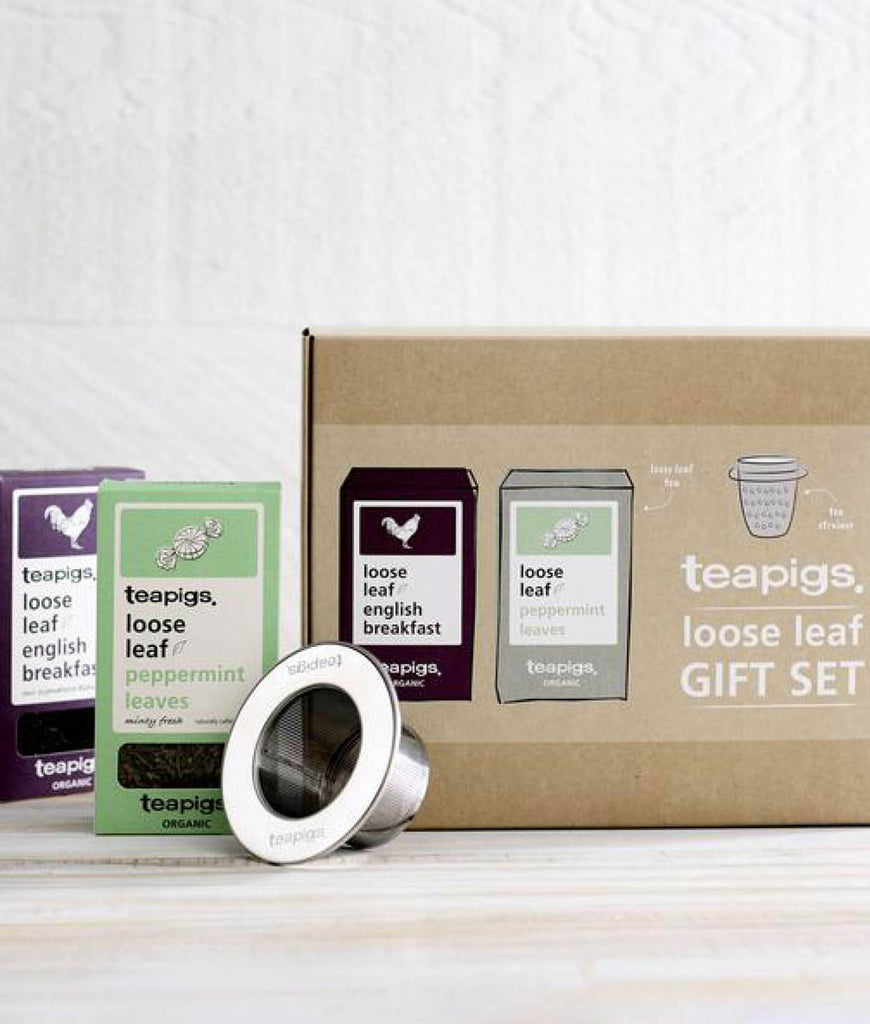 Teapigs Loose Leaf Gift Set