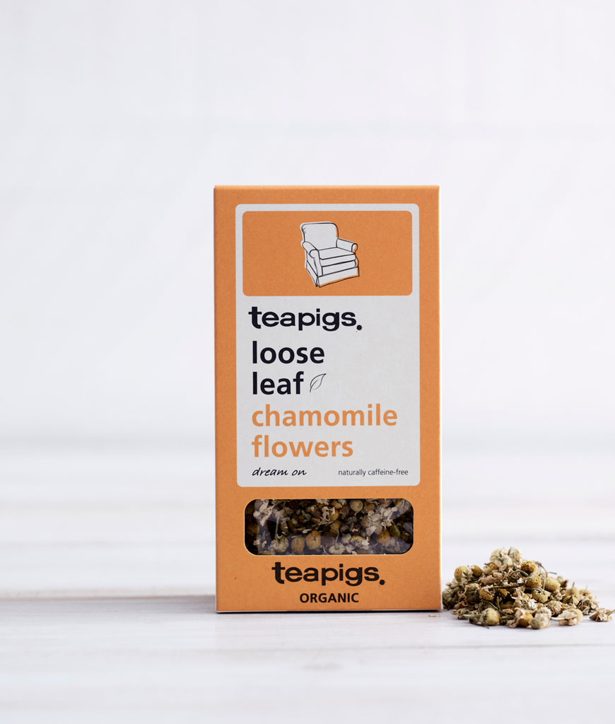 Teapigs Chamomile Flowers Loose Leaf Tea - 50g