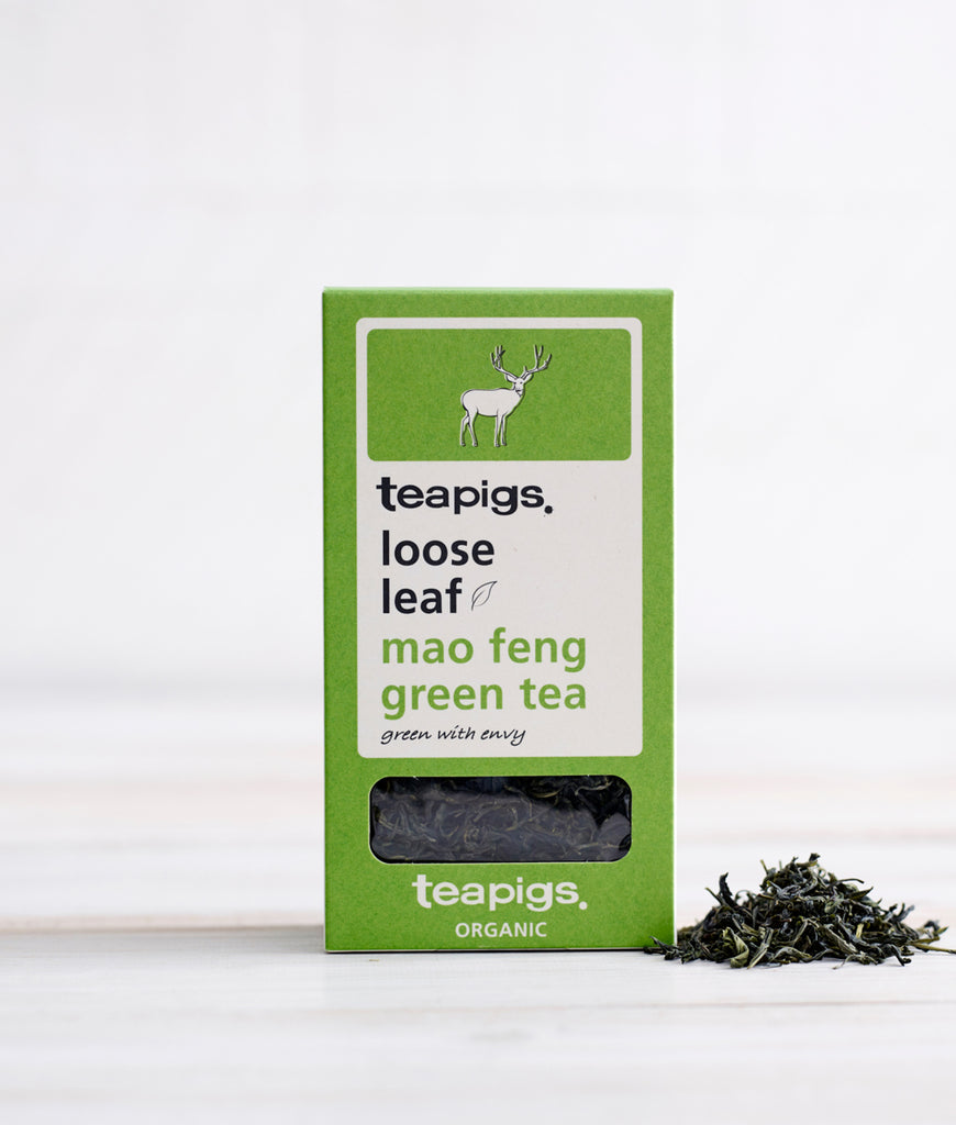 Teapigs Mao Feng Loose Leaf Tea - 75g