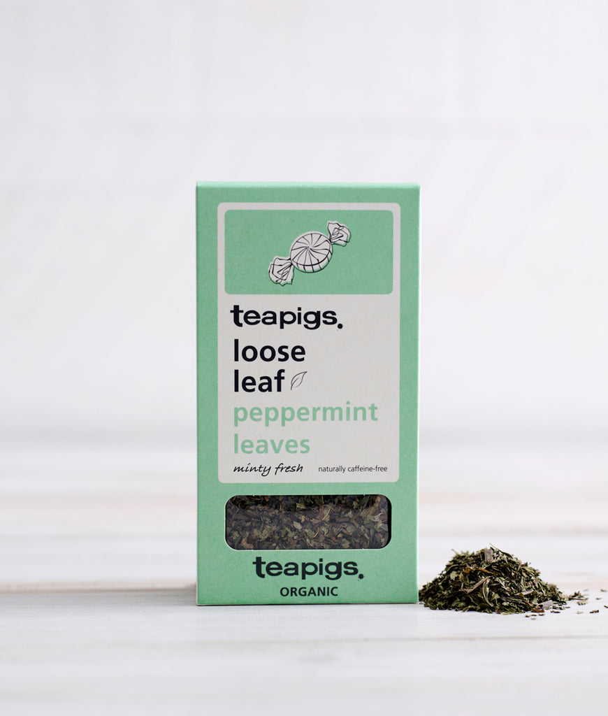 Teapigs Peppermint Loose Leaf Tea - 50g
