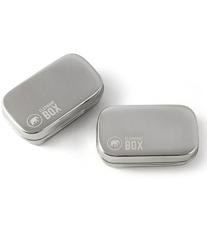 Elephant Box Mini Snack Pod Duo