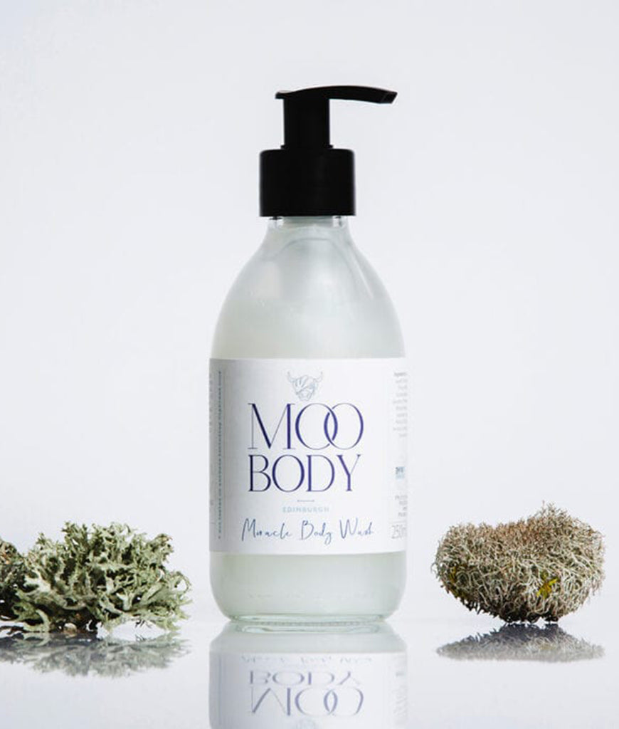 Moo Body Miracle Body Wash 250ml - Pump Lid