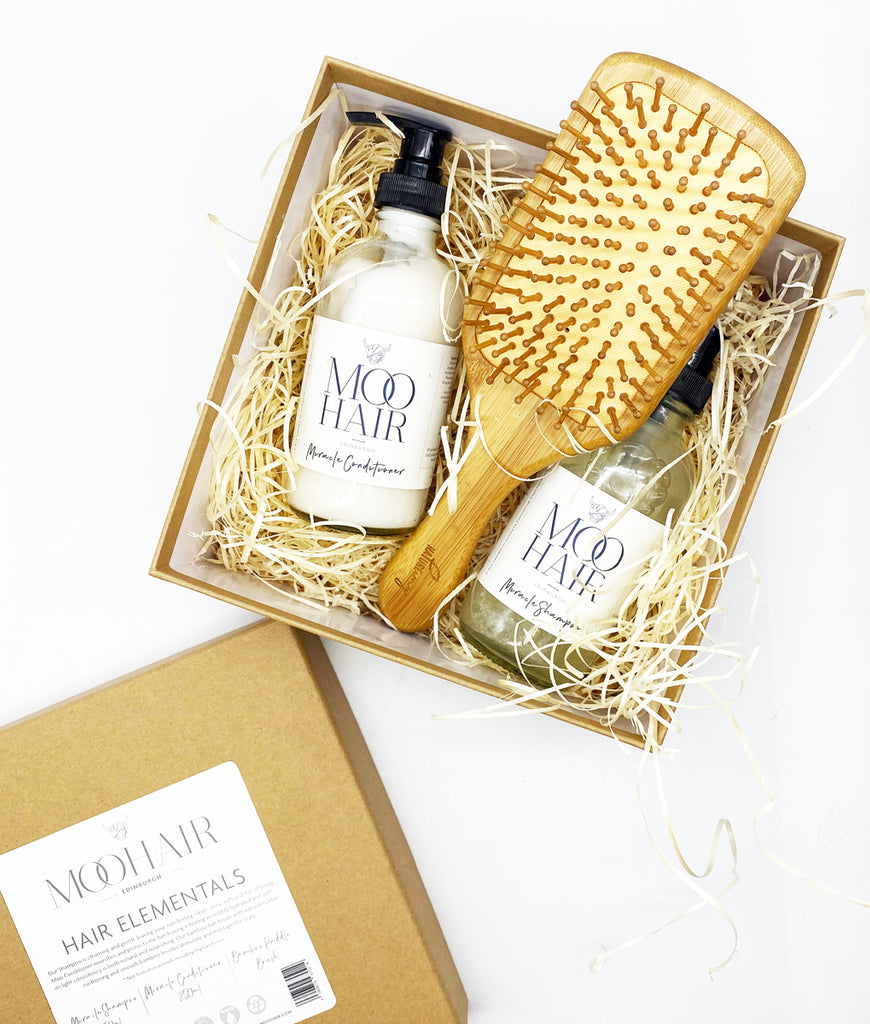 Moo Hair Elements Gift Set