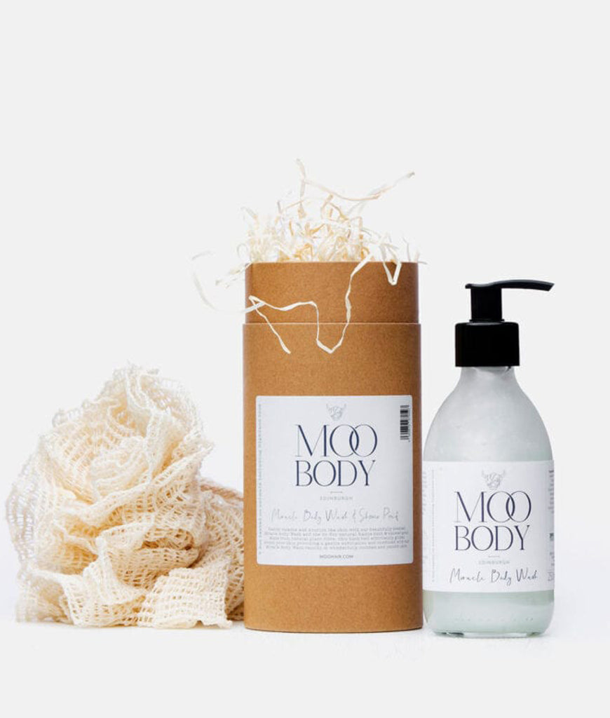 Moo Hair Body & Bath Gift Tube