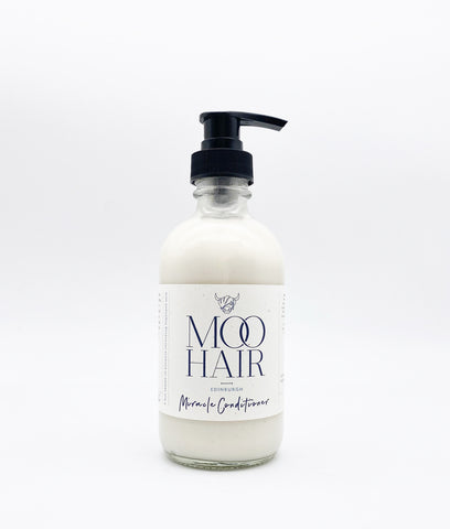 Moo Hair Miracle Conditioner 250ml - Pump Lid