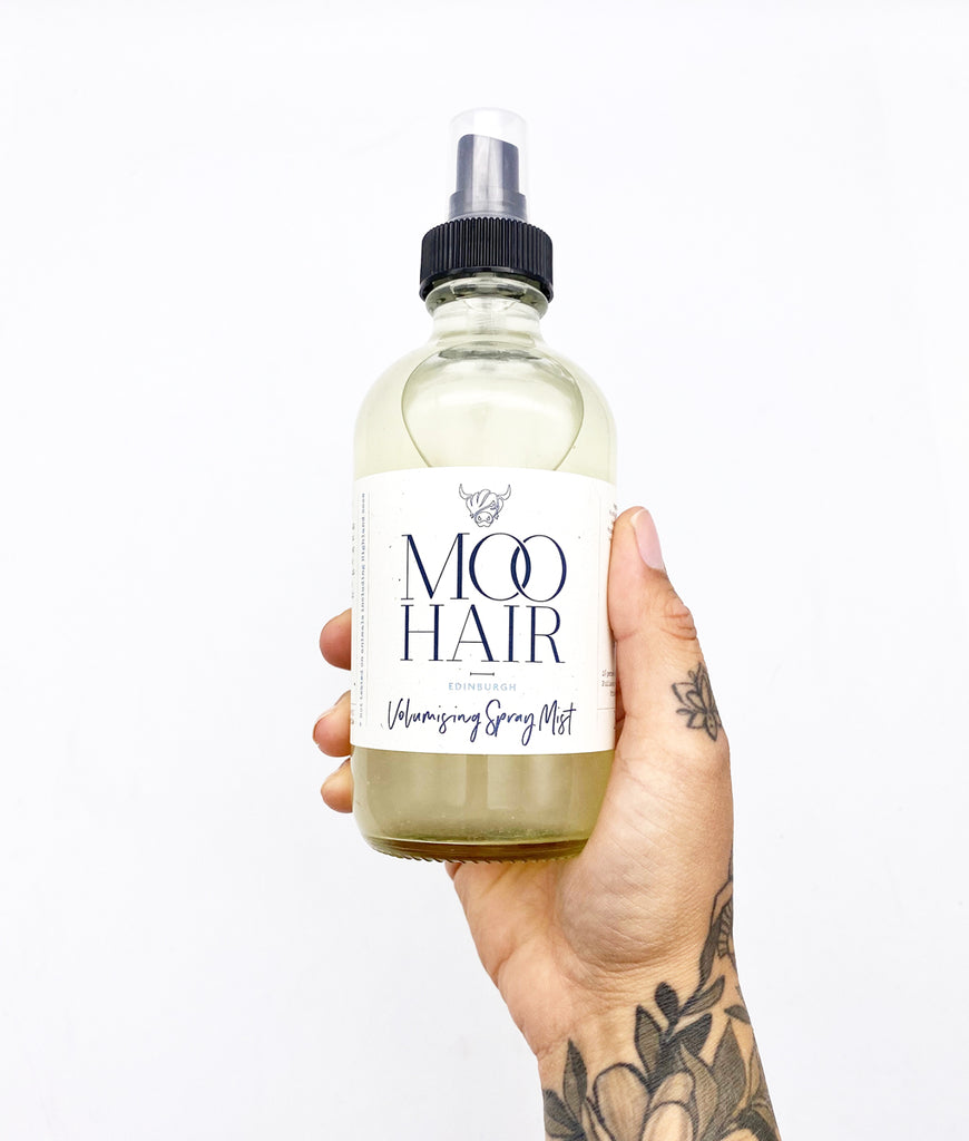 Moo Volumising Spray Mist - 250ml
