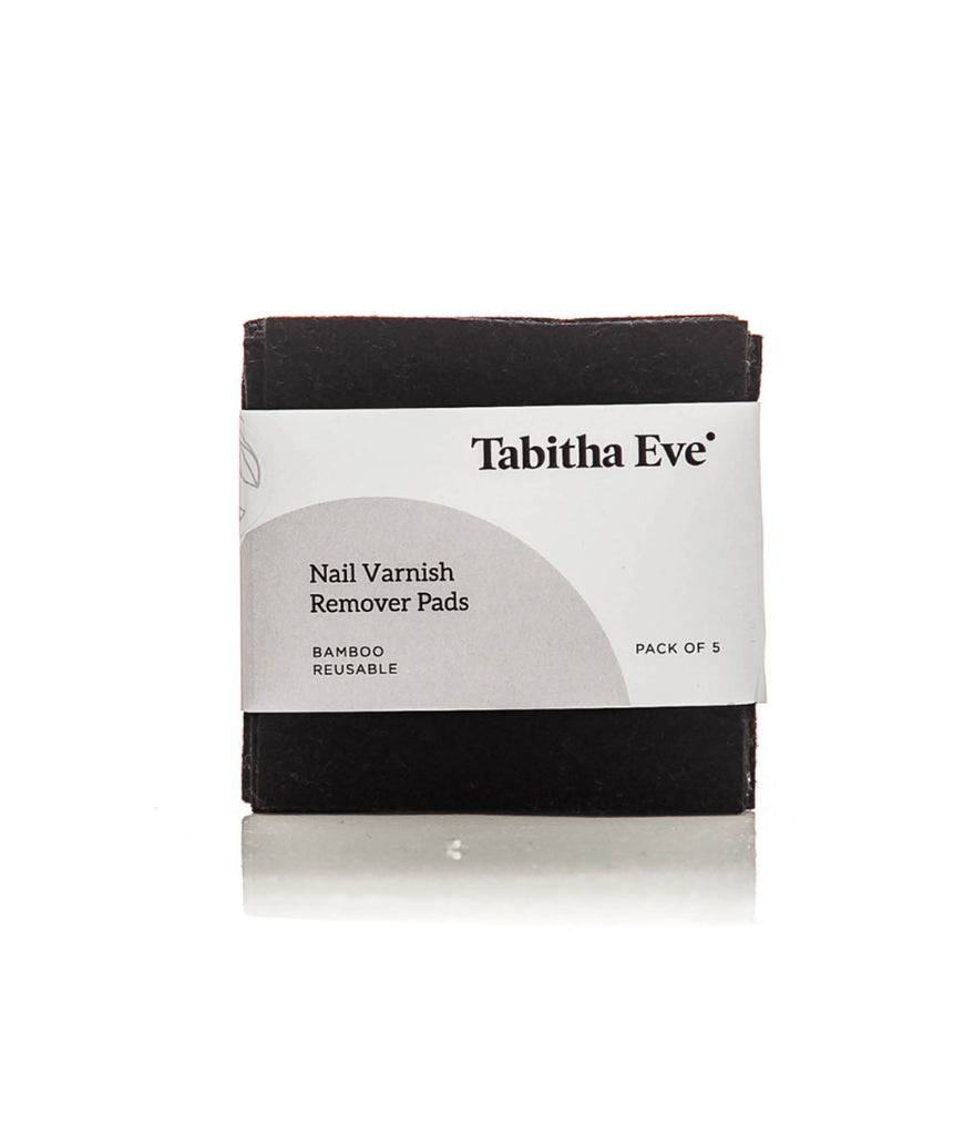 Tabitha Eve Nail Polish Remover Wipes - Pack of 5