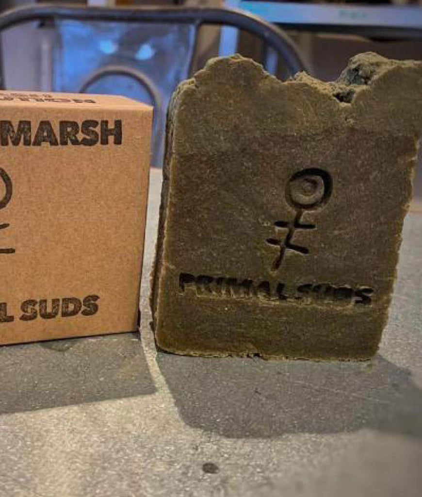 Primal Suds Netley Marsh Bar Soap - 120g