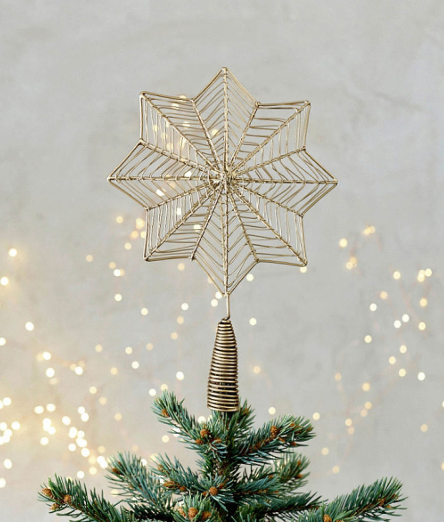 Nkuku Ngoni Giant Star Tree Topper