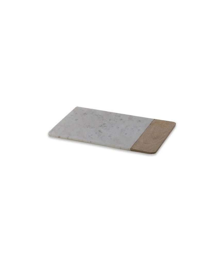 Nkuku Bwari Long Marble Board White - Small
