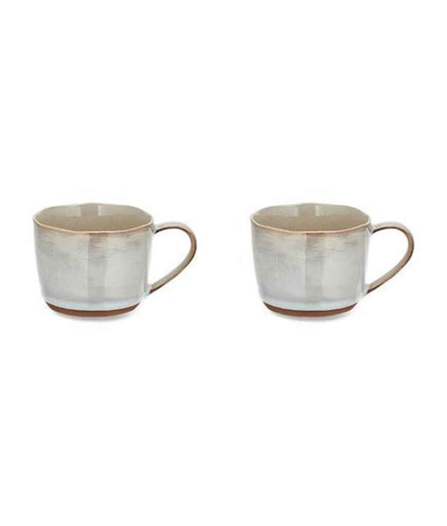 Nkuku Edo Coffee Mug Terracotta - Small