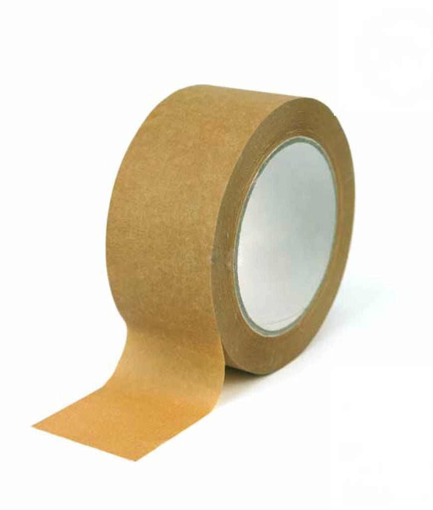 Plastic Freedom Paper Tape Plain - 48mm x50m