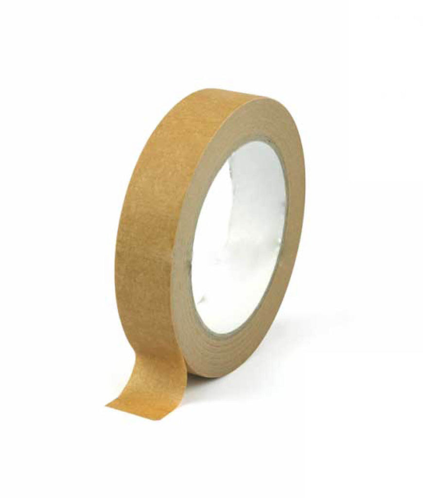 Plastic Freedom Paper Tape Plain - 24mm x50m