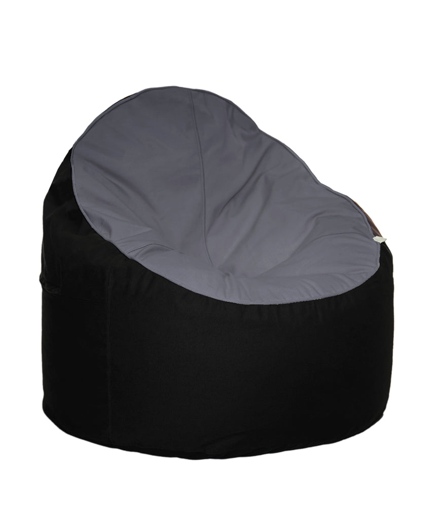 The Big Bean Bag Company Bean Chair - Pebble & Orca