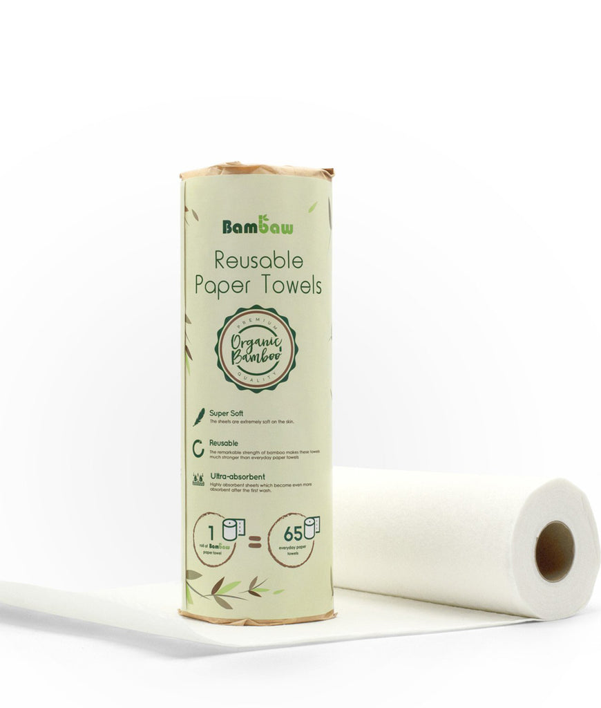 Bambaw Reusable Bamboo Paper Towels