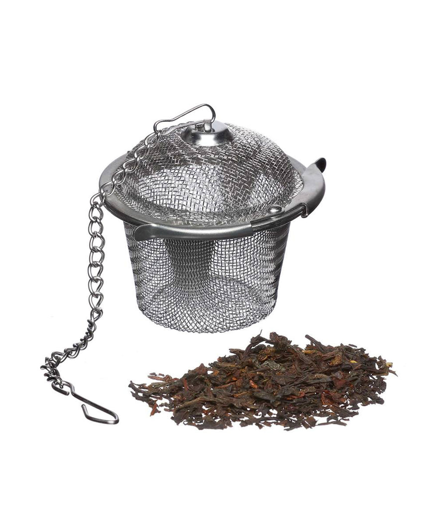 Eco Living Stainless Steel Loose Leaf Tea Infuser