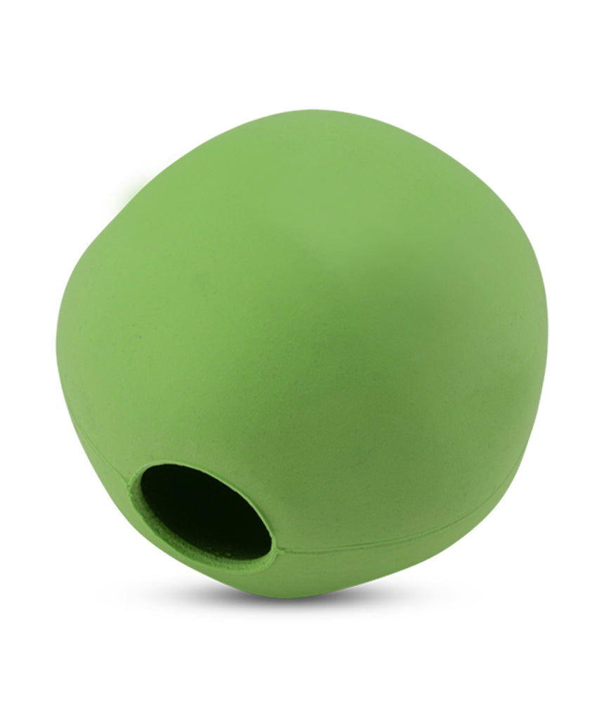 Beco Small Natural Rubber Ball  - Green