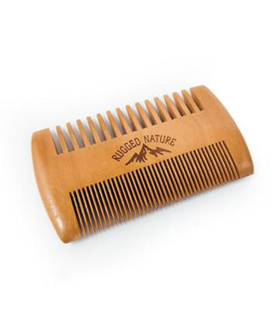 Rugged Nature Double Sided Beard Comb