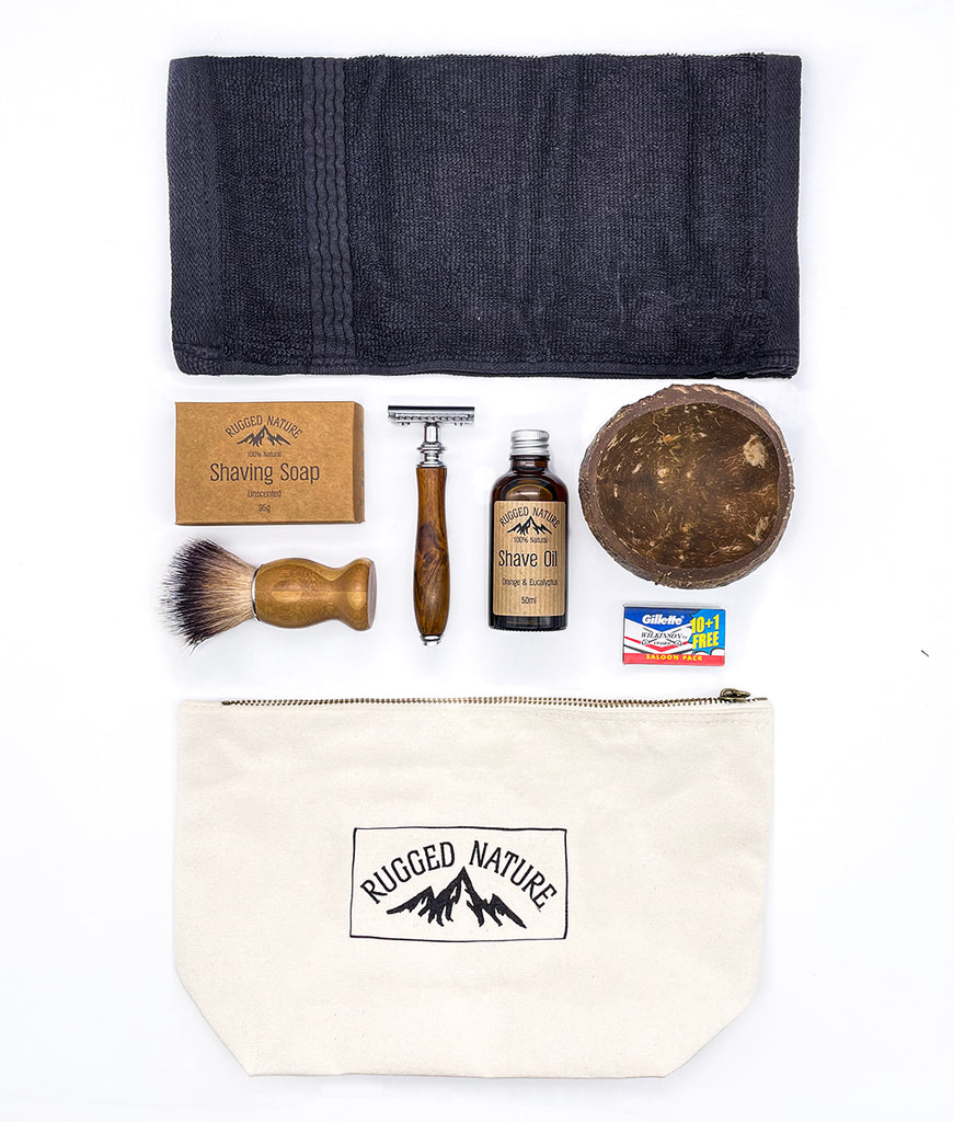 Rugged Nature Ultimate Shaving Kit