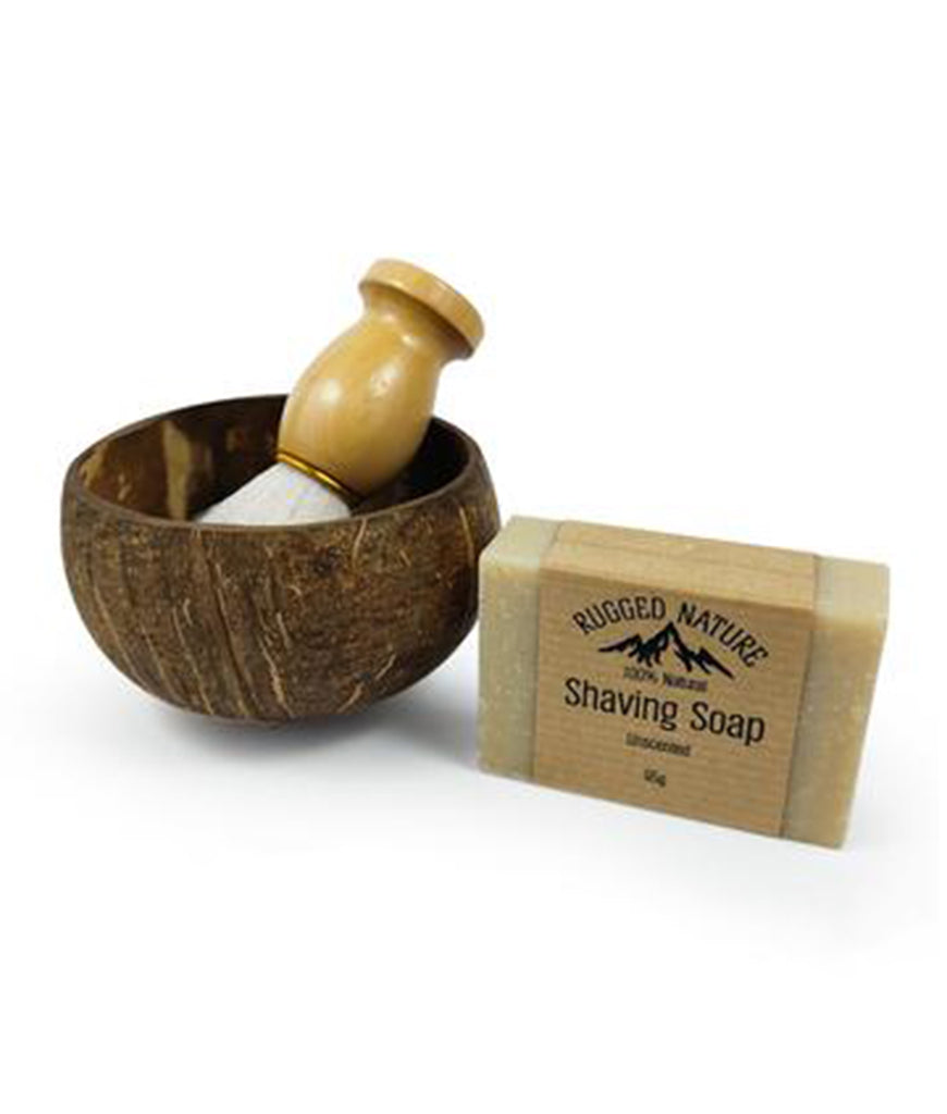 Rugged Nature Wet Shave Kit