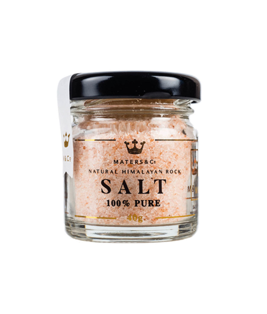 Maters & Co Natural Himilayan Salt Fine - 40g