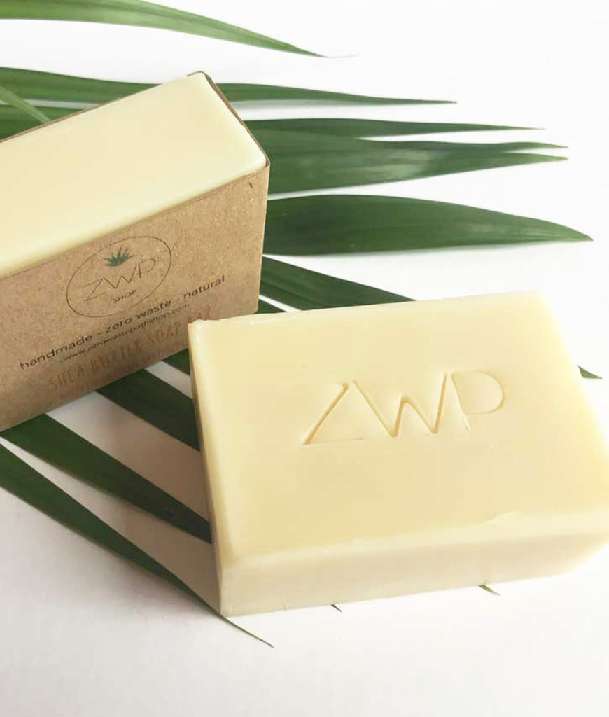 Zero Waste Path Soap Bar 100g - Shea Butter