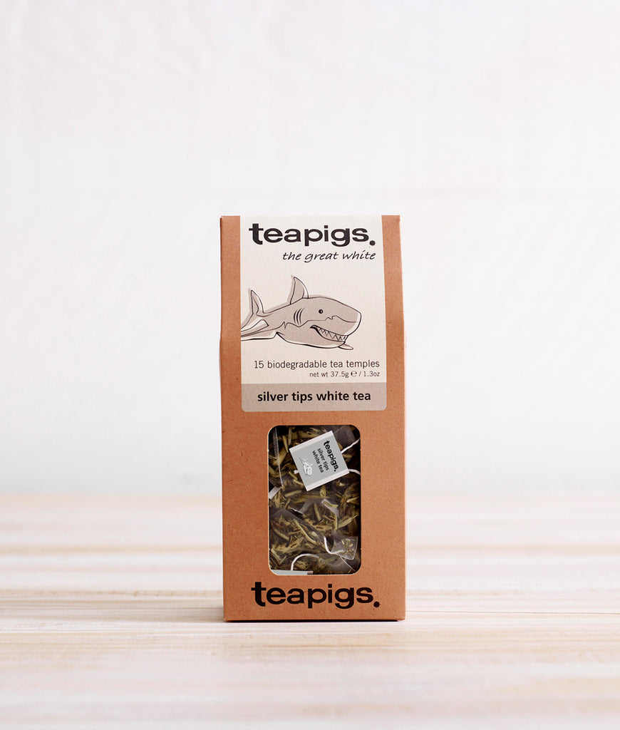 Teapigs Silver Tips White Tea - x15 Tea Temples