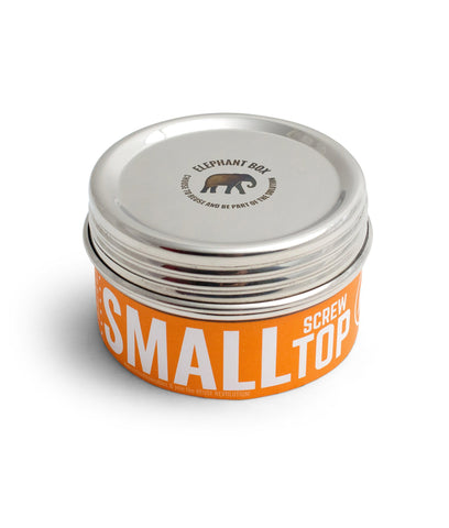 Elephant Box Small Twist Canister