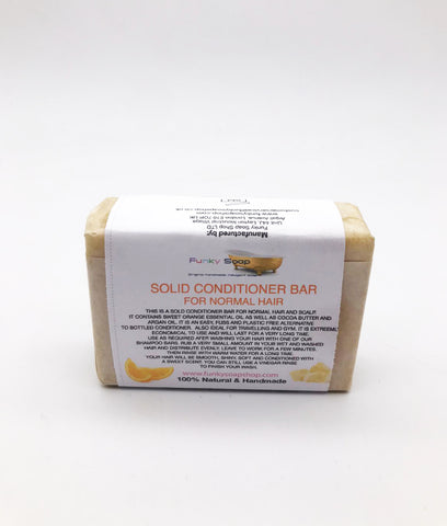 Funky Soap Conditioner Bar For Normal Hair - 95g