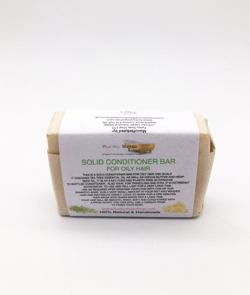 Funky Soap Conditioner Bar For Oily Hair - 95g