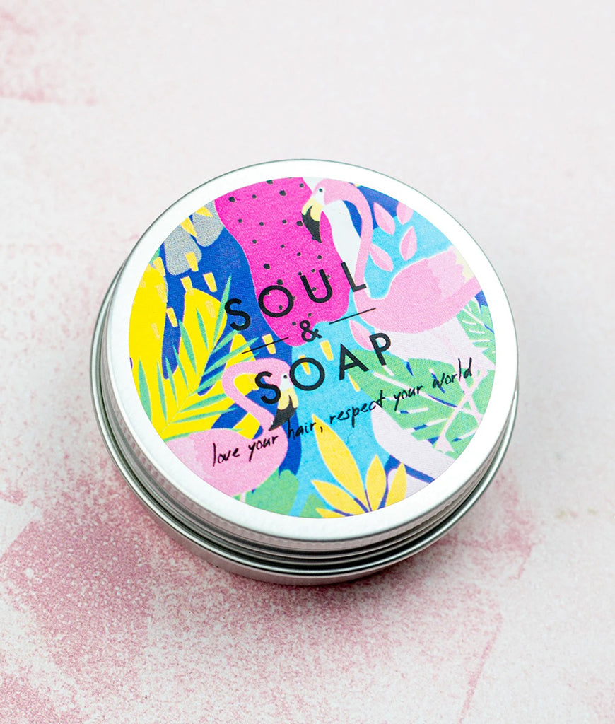 Soul & Soap Travel Tin