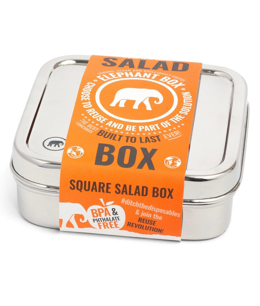 Elephant Box Salad Tin